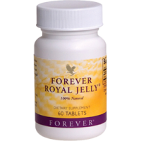Forever Royal Jelly - One of the most complete foods; gives your energy and metabolism a boost while fighting stress