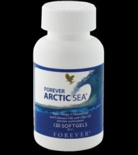 Forever Arctic Sea - Omega-3 and Omega-9 combined to help support circulatory functions and healthy cholesterol and triglyceride levels.